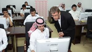 Working in Saudi Arabia