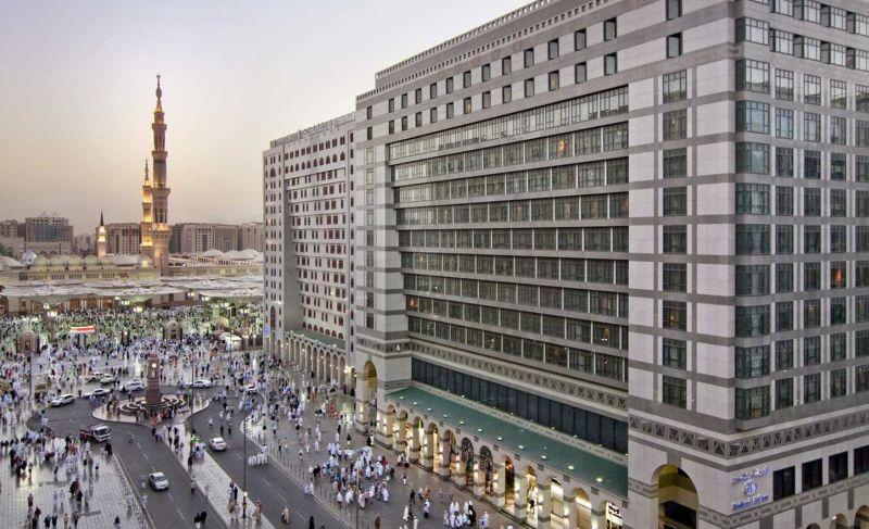 madinah hilton saudi arabia